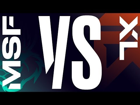 MSF vs. XL - Week 7 Day 2 | LEC Spring Split | Misfits Gaming vs. exceL Esports (2019)