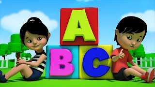 Gambar cover abc song | learn english | alphabets | alphabet rhymes | learning videos by kids tv