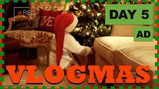 what s inside ad   day 5   vlogmas 2016