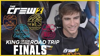 The Crew 2: LIVESTREAM - King of the Road Trip - FINALS | Ubisoft [NA]