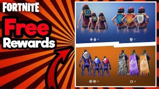 *NEW* FREE REWARDS FOR PLAYING ARENA MODE IN FORTNITE BATTLE ROYALE!