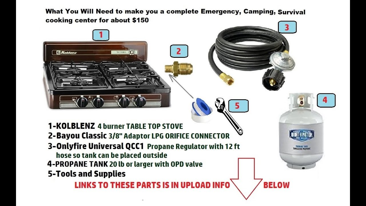 Tips On Choosing A Portable Stove