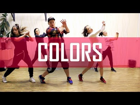 Jason Derulo - Colors | choreography by Matt Pardus