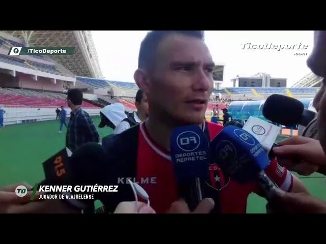 Kénner Gutiérrez: \