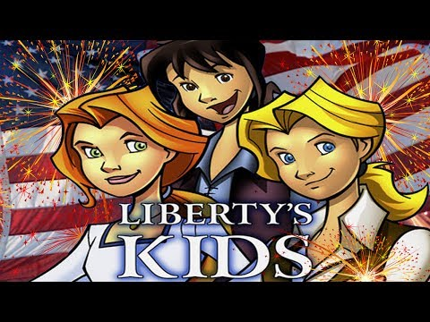 🇺🇸 🎉  Liberty's Kids HD - FOURTH OF JULY SPECIAL 🇺🇸 | History Cartoons for Children  🎉