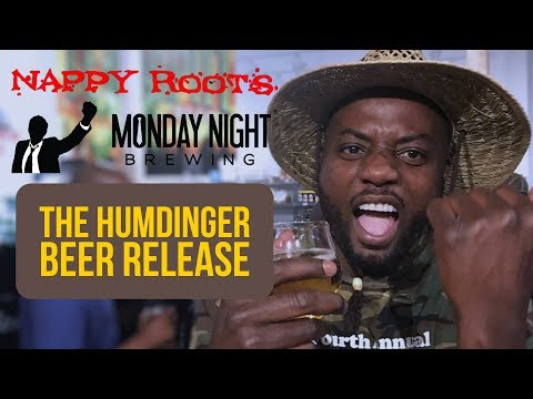 Nappy Roots on craft beer collaborations and starting a brewery.