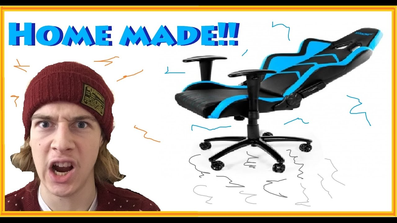 DIY Gaming Chair For Real Low Cheap ((GET PRO)) - YouTube