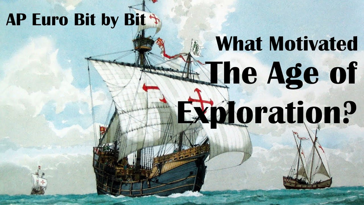 the age of exploration the age In 1517, the ottoman sultan selim the grim conquered egypt and brought his empire for the first time in history into direct contact with the trading world of the.