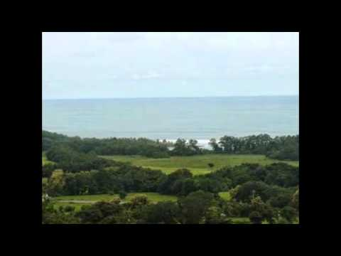 Dominical Real Estate - 1 - 2 ACRE LOTS - VISTAZUL - Amazing Ocean Views, Amazing access, Ready!!!