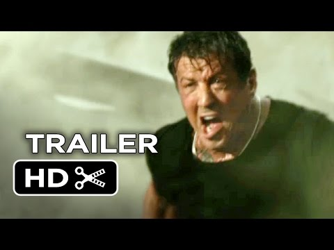 The Expendables 3 Official Trailer #2 (2014) - Sylvester Stallone, Arnold Schwarzenegger Movie HD streaming vf