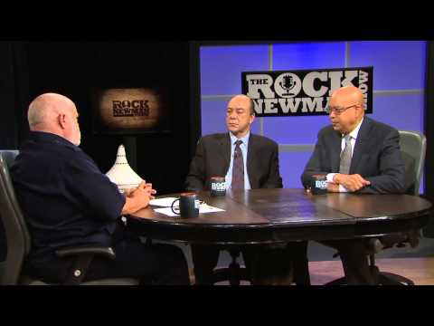 [RNSH221] The Rock Newman Show ft. Dr. Raymon Nelson & Rev. Jonathan Weaver
