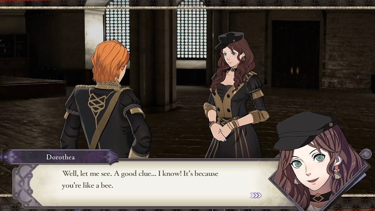 Dorothea Ferdinand Support Conversations Fire Emblem Three Houses Switch Youtube Ferdinand is a playable character in fire emblem: dorothea ferdinand support conversations fire emblem three houses switch