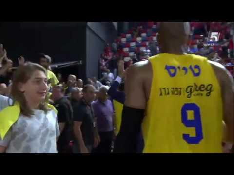 Recap: Hapoel Tel Aviv - Maccabi FOX Tel Aviv 72:85