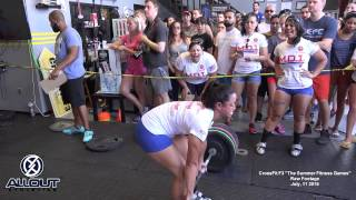 Official 2015 Summer Fitness Games Raw Video Presented by Crossfit F3 | All Out Athletics