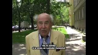 Zamenhof en Varsovio - Roman Dobrzynski (PL) ✫