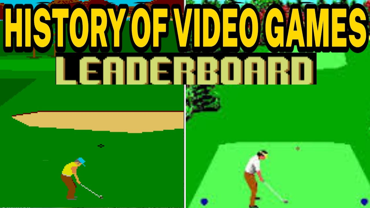History of Leader Board (1986-1987)