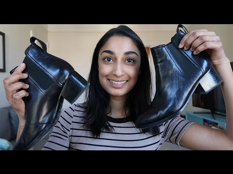 a24e476f3d Review I Rag & Bone Walker Boots - YouTube