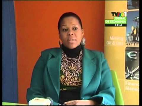 Tania Tome no GES 2015 Kenya - Business & Investments Director National TV Interview