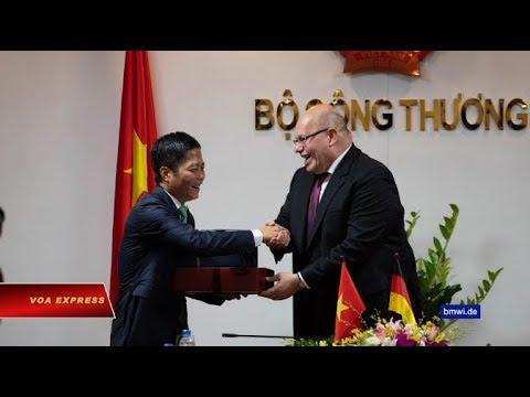 Quan hệ Việt – Đức tiếp tục tan băng sau vụ Trịnh Xuân Thanh? (VOA)