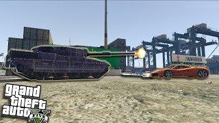 TENK VS AUTO | GTA 5 thumbnail