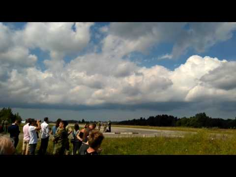 Landing in Estonia A 10 Thunderbolt II