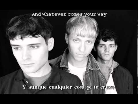 The Drums - Down by the water - Sub Español