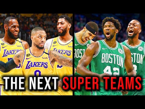 Why the NBA is SCARED of these Future Super Teams