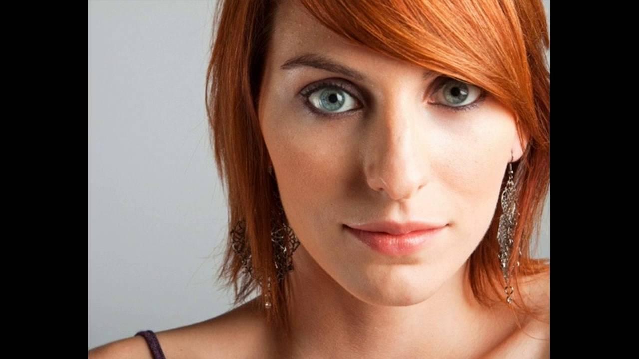 Best Hair Color Ideas For Hazel Brown Eyes Youtube