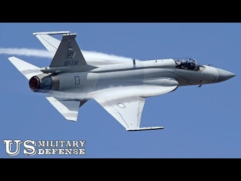 Revealed: Is the Chinese/Pakistani JF-17 Thunder the Real Joint Strike Fighter?