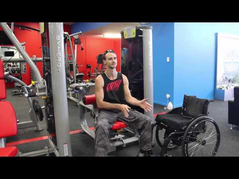 Spinal Cord Injury Rehabilitation Results with NeuroPhysics Training and Rehabilitation