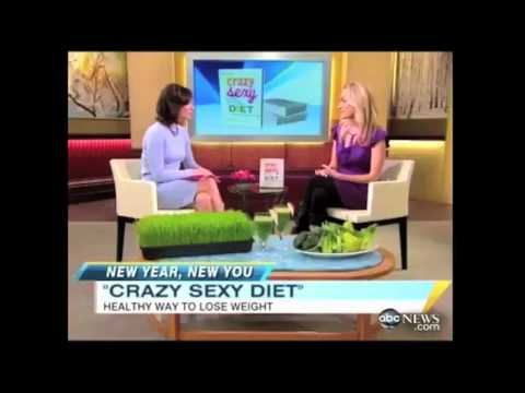 Crazy sexy diet plan