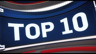 Top 10 Plays of the Night: December 8, 2017