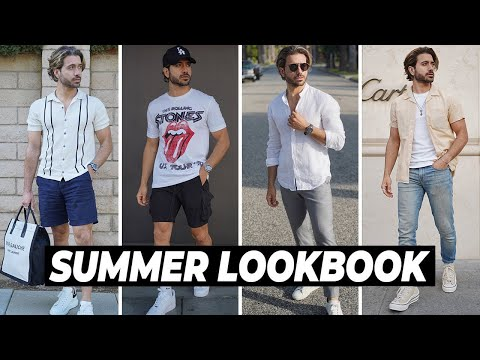 Summer Outfit Inspiration | Men's Fashion Lookbook 2021
