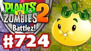 Battlez! Solar Tomato! - Plants vs. Zombies 2 - Gameplay Walkthrough Part 724