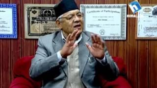 प्रधानमन्त्रीलाई बामदेवको चेतावनी, भारतको दलाल तपाई कि म ? - Bamdev Gautam in Dhamala Ko Hamala