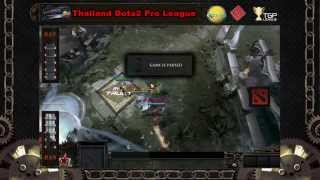 Thailand Dota2 Pro League : Mith.Trust vs Everlast.GameFilling