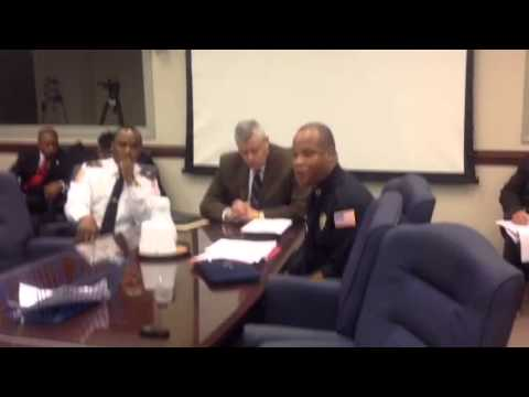 Public Safety Committee meeting