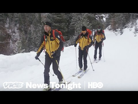 Deadliest Trek To France & Dying On Death Row: VICE News Tonight Full Episode (HBO)