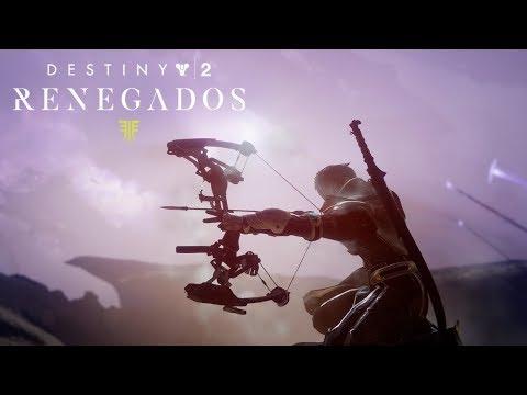 Presentación oficial de Destiny 2: Forsaken [MX]