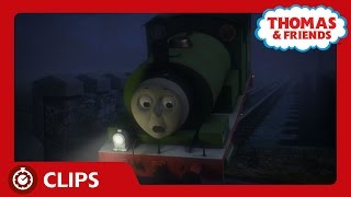 Who Is The Phantom Express? | Clips | Thomas & Friends