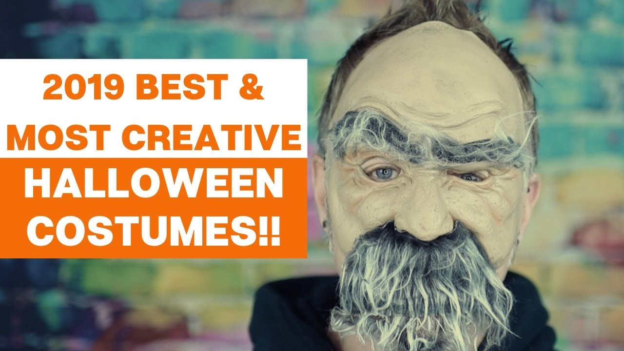 Best Most Creative Halloween Costumes Ever Kids Adults 2019 Updated Youtube