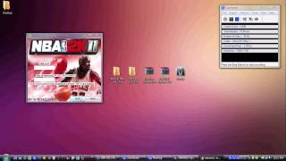 How To Mod/Hack NBA 2K11 (My Player Unlimited Skill Points) Tut