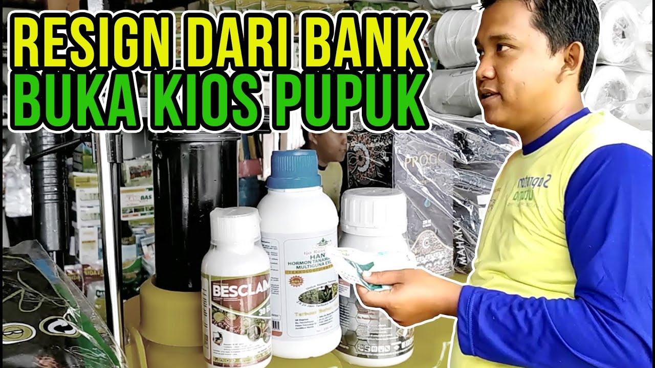 Usaha Kios Pupuk, Berapa Modal Awalnya? - YouTube