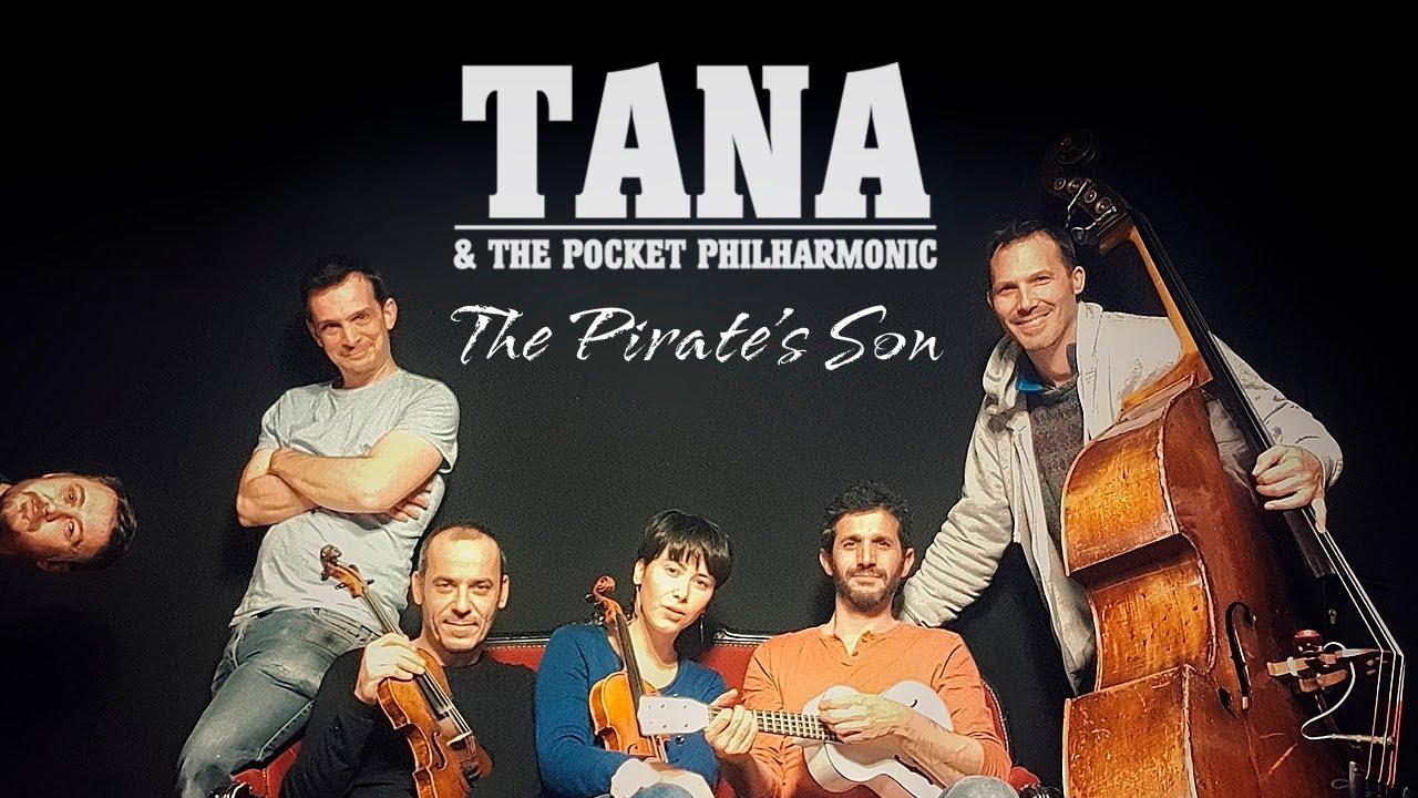 Un nouvel album en préparation pour Tana & the Pocket Philharmonic (sortie 2021)