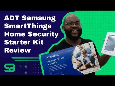 ADT Samsung SmartThings Starter Kit Review
