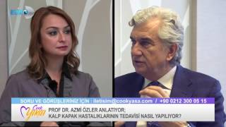 PROF DR AZMİ ÖZLER - KALP KAPAK RAHATSIZLIKLARI