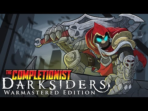 Darksiders Warmastered Edition : Straight Outta Middle School | The Completionist