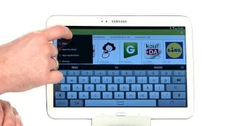 Samsung Galaxy Tab 3 - Apps und Playstore