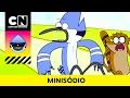 Dia Doente | Apenas Um Show | Minisódio | Cartoon Network