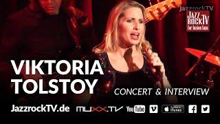 JazzrockTV #44 Viktoria Tolstoy